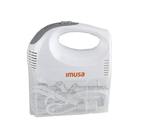 IMUSA 80324W Speed Mixer White product image