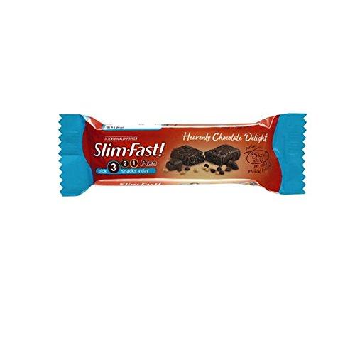 Slim-fast Heavenly Chocolate Snack Bar 24g