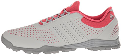 Pictures of adidas Women's Adipure Sport Golf Shoe Q44741 Pink 5