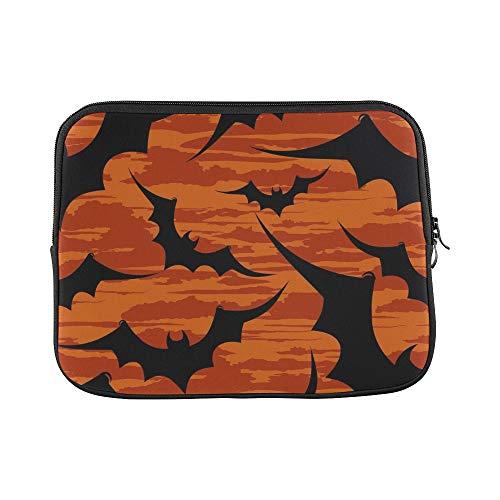 Design Custom Halloween Wallpaper Sleeve Soft Laptop Case