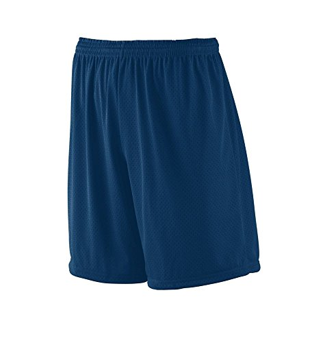- Augusta Sportswear MEN'S TRICOT MESH SHORT/TRICOT LINED M NAVY