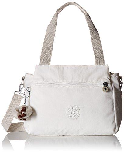 Kipling Elysia Handbag, Alabaster