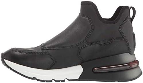 ASH Donna Sneaker Krystal 02 Nappa Nero MOD. KRYSTAL02