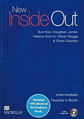 New Inside Out. Intermediate. Teachers Book with ebook and Test ...