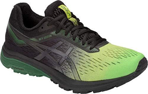 ASICS GT-1000 7 SP Men's Running Shoe, Neon Lime/Black, 12 M US
