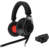 Plantronics Rig Flex LX Gaming Headset and Advanced Audio Adapter Black (Certified Refurbished)