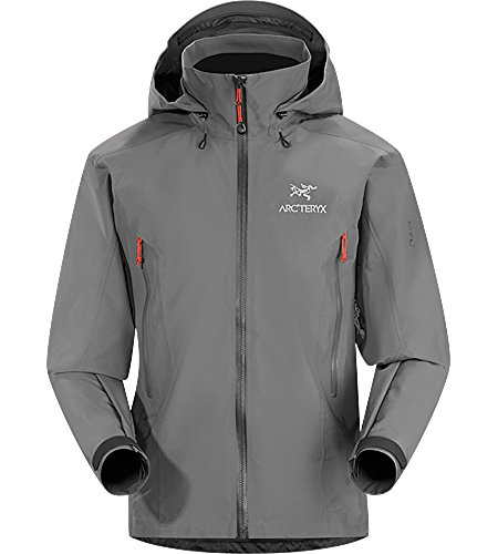 Arc'teryx Beta AR Jacket - Men's Anvil Grey Medium