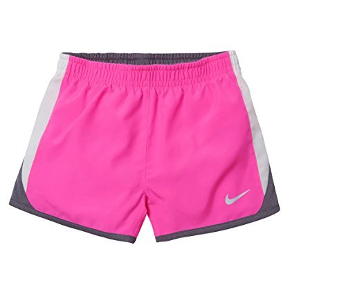 another chance 967c7 c3193 Galleon - Nike Little Girls  Tempo Shorts (4T Toddler X One Size, Pink Power )