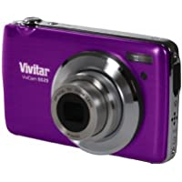 Vivitar 16MP Digital Still Camera with 2.7-Inch TFT (VS529-GRP-BOX)