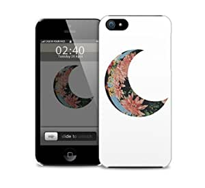 taoyix diy Floral Pattern Moon Samsung Galaxy S4 GS4 protective phone case