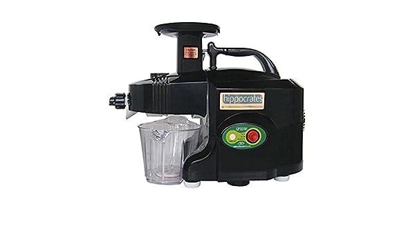 GreenPower Hippocrates Licuadora kempo GPT E1303 Slow Juicer: Amazon ...