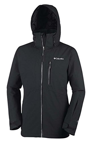 Columbia Men's Wild Card Jacket Black