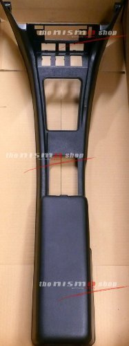 NISSAN 260Z 280Z FACTORY OEM CENTER CONSOLE W/ SLOT FOR CHOKE LEVER ()