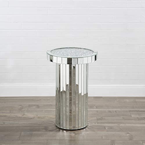 End Table Mirrored