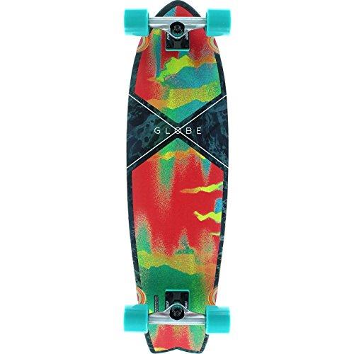 Globe Chromantic Melted Melon Complete Skateboard - 9.7'' x 33'' by Globe