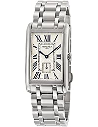 Dolcevita Silver Dial Stainless Steel Ladies Watch L57554716