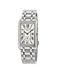 Longines Dolce Vita Silver Dial Stainless Steel Ladies Watch L57554716