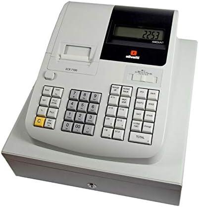 Olivetti ECR7190 - Caja registradora: Olivetti: Amazon.es: Oficina ...