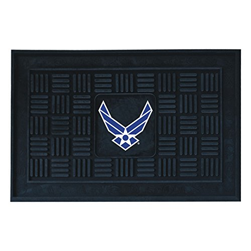 (Fanmats Military  'Air Force' Medallion Door)