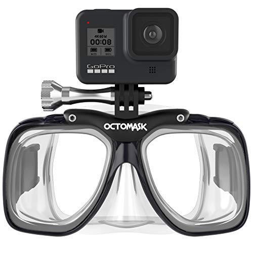 OCTOMASK Dive Mask wMount