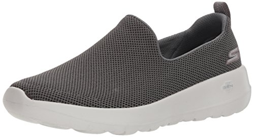 Joy Sneaker Charcoal Skechers Walk Women's Go 15609 xwvxOtXq