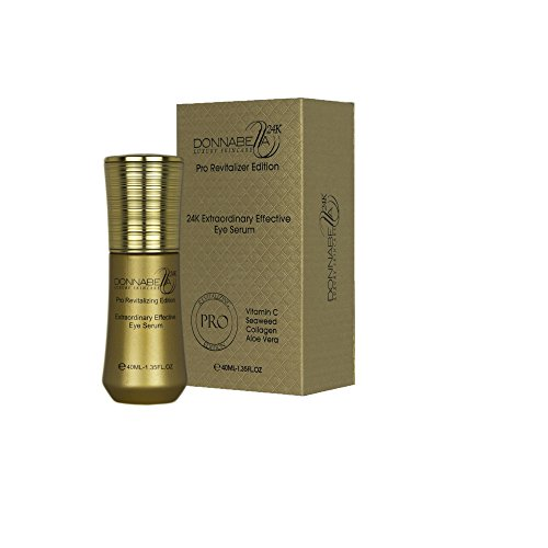 Donna Bella 24K Pro Edition Extraordinary Effective Eye Serum