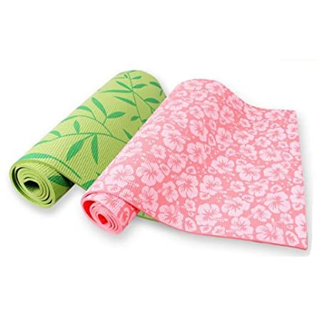 Amazon.com: Esterilla de yoga Povit 6 mm yoga Manta ...