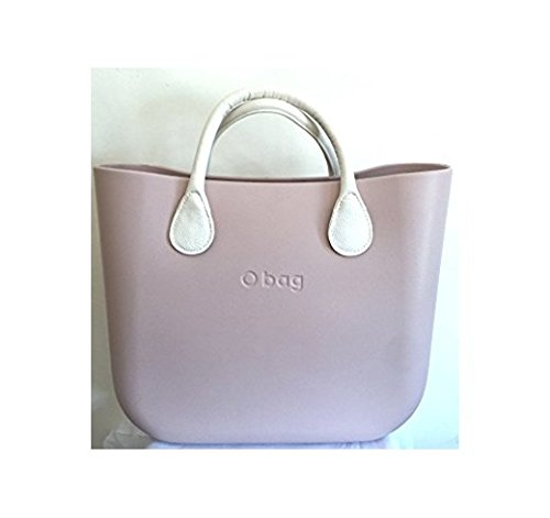 O BAG , FULL SPOT - Bolso al hombro para mujer ROSA SMOKE: Amazon.es: Zapatos y complementos
