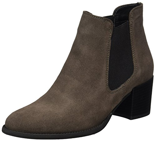 Tamaris Damen 25381 Chelsea Boots Grau (asfalto)