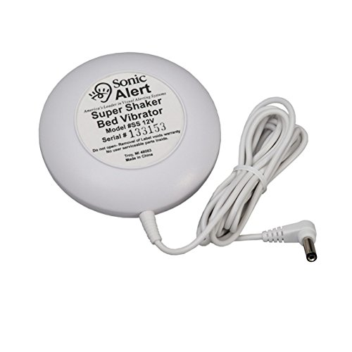 Sonic Alert Bed Vibrator 120V -Vibrator Only