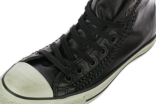 John Varvatos X Converse Mens Kastar Taylor Vävt Läder Gymnastiksko (7,0)