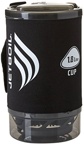 Jetboil 1.8 Liter FluxRing Spare Cup Carbon, One Size