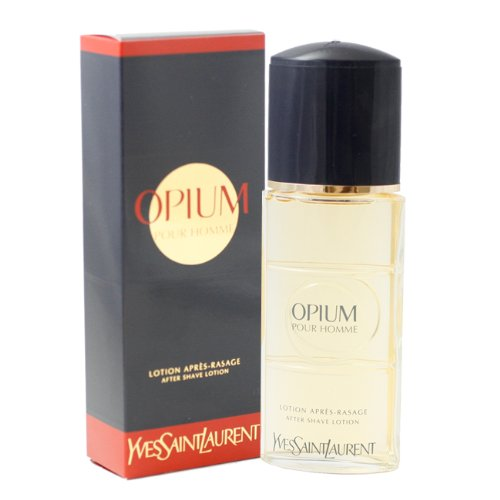 Opium Ginger Eau De Toilette - Opium By Yves Saint Laurent For Men. Aftershave 3.4 Ounces