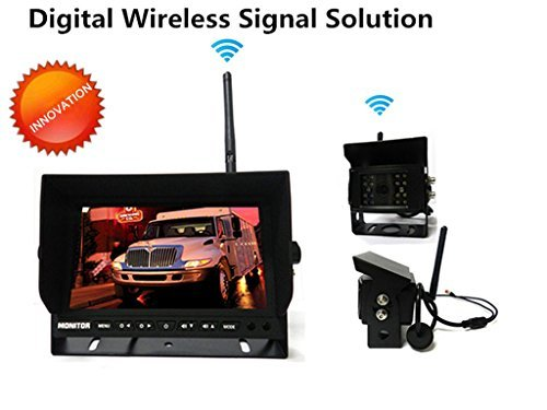 Digital Wireless Monitor Parking Trailer product image