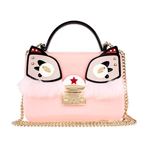 Used, Furla Candy Ginger Ladies Small PVC Crossbody 978624, for sale  Delivered anywhere in USA