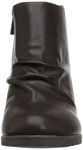 Easy Street Women's Breena Ankle Bootie Brown largest supplier sale online official site 03hRAyO7f