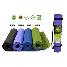 Yoga Mat by DynActive- 1/4