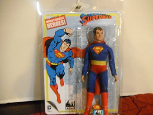 Superman Dc Retro Mego 8-inch Series 1 Superman Action Figure Early Bird