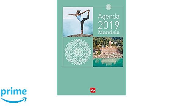 Agenda mandala 2019 petit format: Amazon.es: Collectif ...