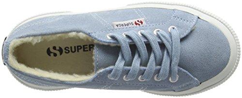 Superga 2750 Suebinj, Zapatillas Unisex Niños Azul (H19 Light Blue)