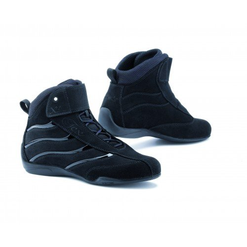 Short Motorcycle Boots Mens - 9