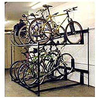 product image for 8-Bike Rack Double Decker, Non-Locking