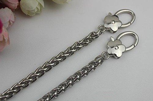 flower-head-twist-chain-width-8mm-metal-chain-tone-mini-purse-shoulder-cross-body-bag-replacement-me