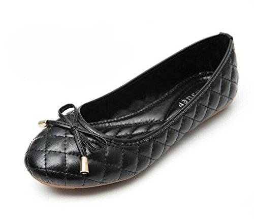 US6 CN36 KUKI EU36 UK4 1 Bogenschuhe Schuhe rutschfeste flache Bequeme große WZx4Zw7v0q