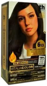Th Pharma Th Vitalia Color Tinte Nº 613 Rubio Oscuro Ceniza ...