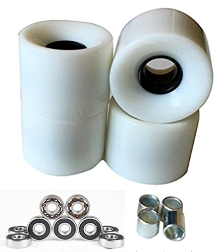 LMAI A Set of 4 Blank Pro Skateboard Wheels 60mm 83A for sale  Delivered anywhere in USA