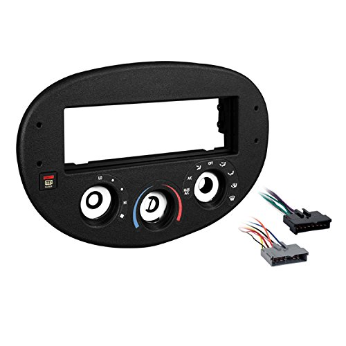 Metra 99-5720 Dash Kit For Escort/Tracer 97-04 Kitwith Harness (2002 Ford Escort Radio Kit)