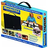 Wonderfile Portable Workstation (Black)