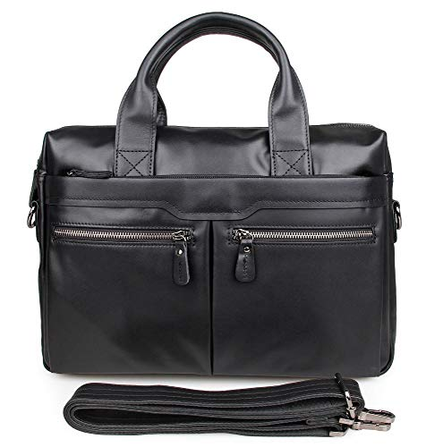 Borsetta Business Baotou Maschile Tracolla Briefcase Pelle Circlefly Una Borsa In A Spalla wZ8tq6