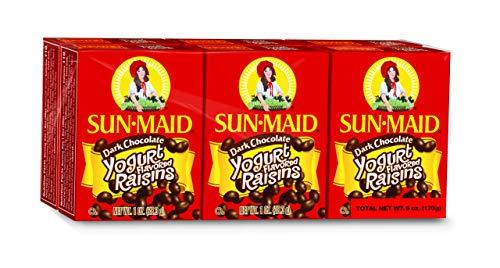 Sun-Maid Dark Chocolate Yogurt, 0.49 Pound